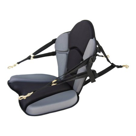 GTS Expedition Molded Foam Kayak Seat - kayak Fishing Seat, Sit On Top Kayak Seat, Kayak Cushion, Kayak Back Support
