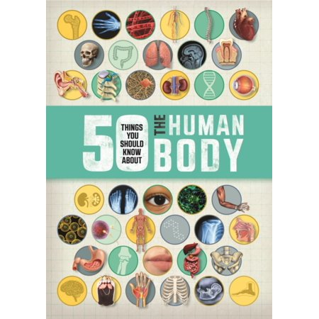50 Things You Should Know About the Human Body (50 Thing You Should Know About) (Flexibound) for $<!---->