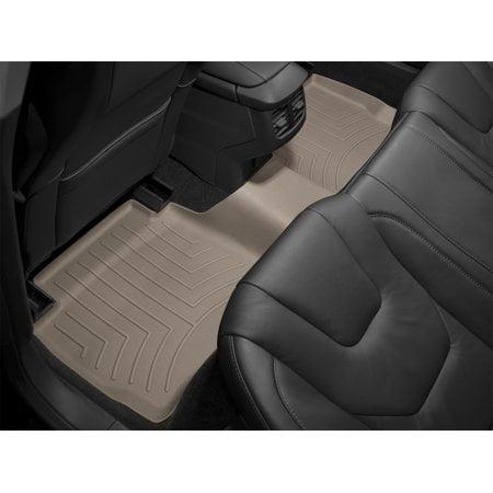 WeatherTech 08-13 Toyota Land Cruiser Rear FloorLiner - Tan
