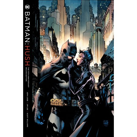 Batman Hush: The 15th Anniversary Deluxe Edition (Jeph Loeb Halloween Special)