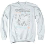 Woodstock Rider Mens Crewneck Sweatshirt