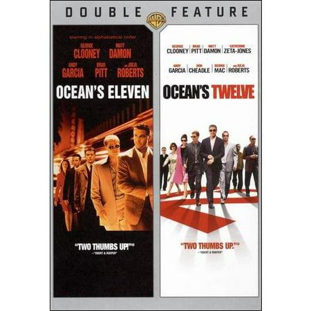 - Ocean's Eleven / Ocean's Twelve (Final Cut) (Widescreen)
