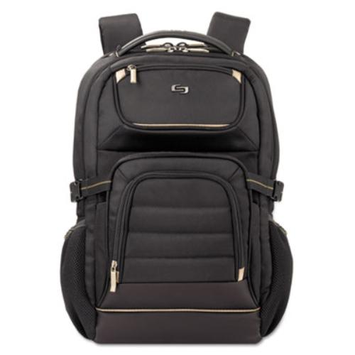 """Us Luggage PRO7424 Pro Laptop Backpack, 17.3"""", 12 1/2 X 7..."""