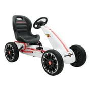 Abarth Licensed F1 Pedal Go Kart