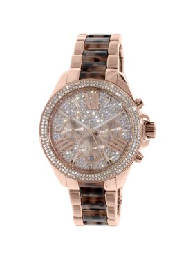 d313e2e8afa1 Product Image Women s Wren MK6159 Rose Gold Stainless-Steel Quartz Fashion  Watch. Product TitleMichael KorsWomen s ...