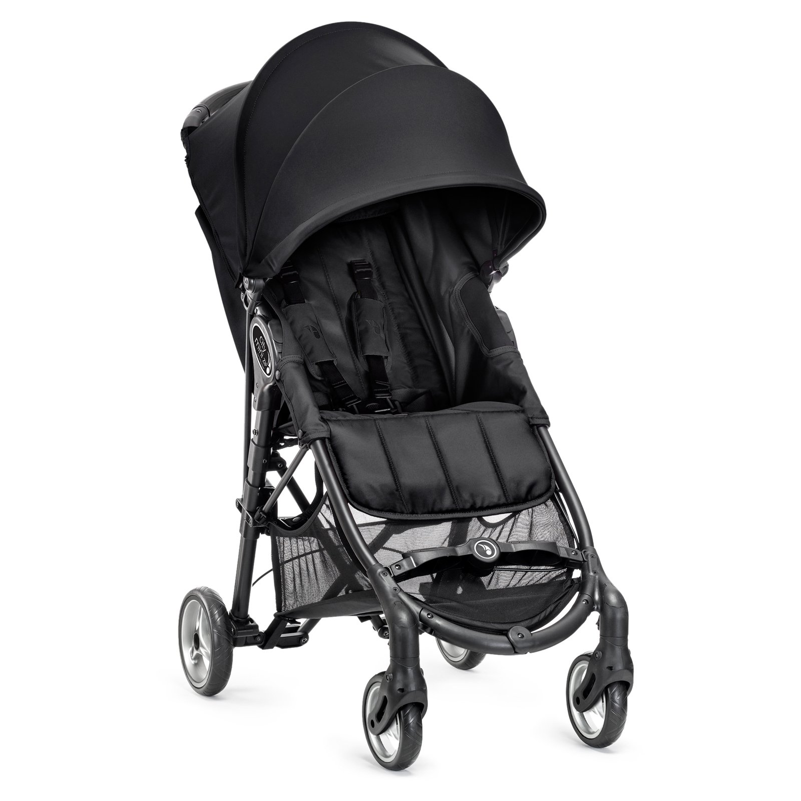 Baby Jogger City Mini ZIP Stroller - Black