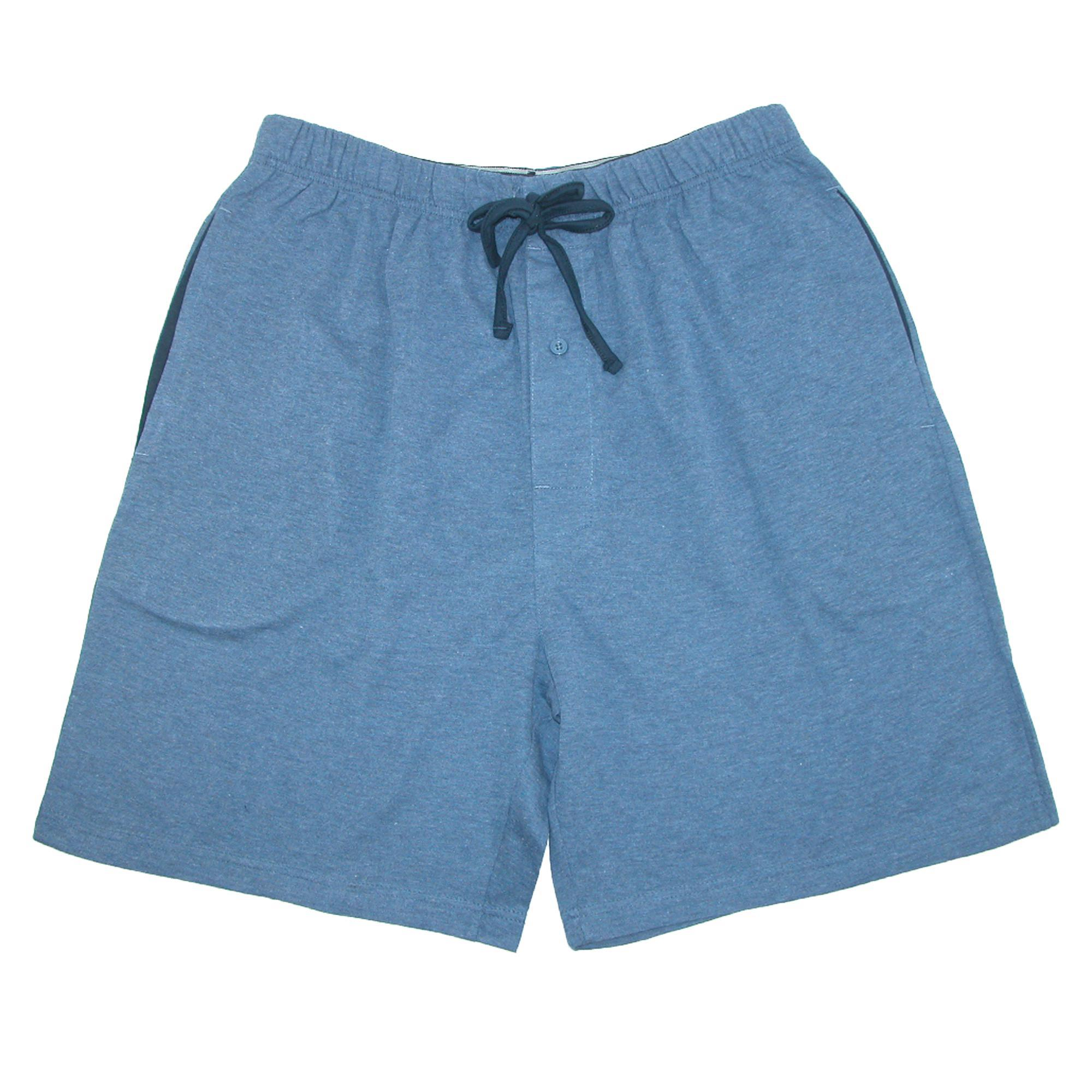 Hanes Men s Big and Tall Knit Sleep Shorts 2c70bebfd