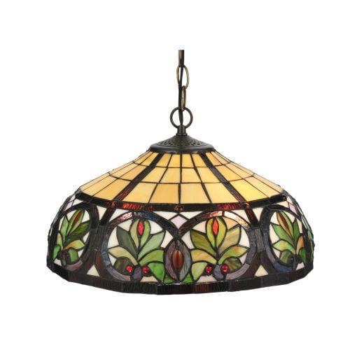 """Meyda Tiffany 119562 16"""" W Sunrise Pendant by Meyda Tiffany"""