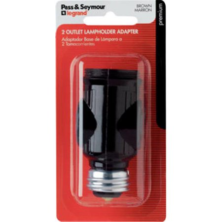 Pass & Seymour 1403BPCC5 15A/660W Brown Keyless Current Tap