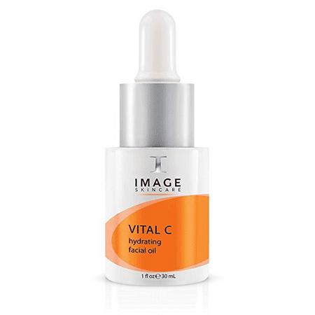 Vital Moisturizing Fluid - Image Skin Care Vital C Hydrating Facial Oil, 1 Oz