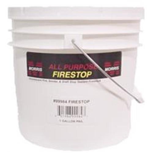 Morris Fire Stop Caulk 1 Gallon pail