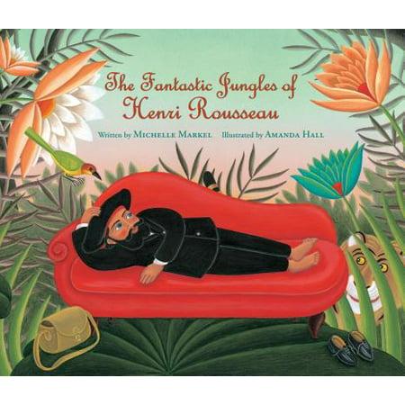 The Fantastic Jungles of Henri -