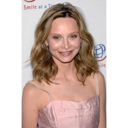 Calista Flockhart At Arrivals For Operation SmileS 9Th Annual Smile Gala Beverly Hilton Hotel Beverly Hills Ca September 24 2010 Photo By Michael GermanaEverett Collection Photo Print
