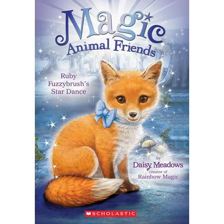 Magic Animal Friends: Ruby: Fuzzybrush's Star Dance (Frankie Moreno On Dancing With The Stars)
