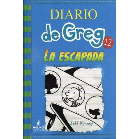 Diario de Greg 12 : La Escapada