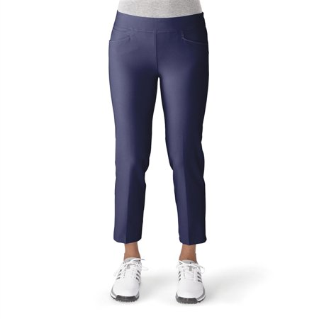 ea0e260d727c adidas - adidas Women's Essentials Puremotion Cropped Golf Pants -  Walmart.com