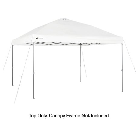 Ozark Trail Instant 12' x 12' 144 sq. ft. Canopy Top, White