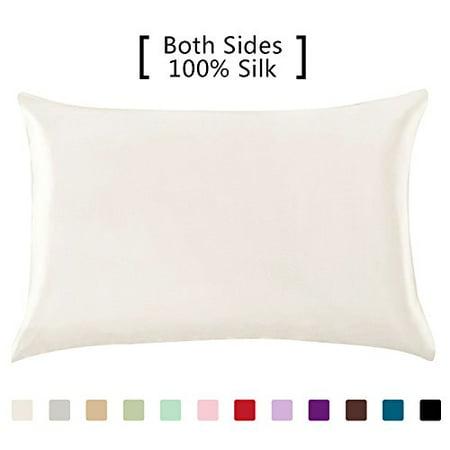 Yanibest Silk Pillowcase For Hair And Skin 600 Thread Count 100