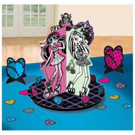 Monster High Table Decorating Kit - Monster High Birthday Party Games