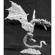 Reaper Miniatures Blacksting, Wyvern #02636 Dark Heaven Legends Unpainted Metal
