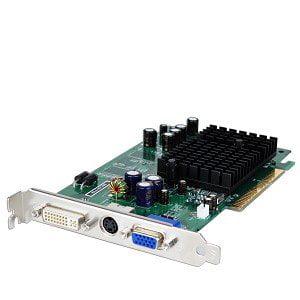 JETWAY 96LE-AD-128C Jetway Radeon 9600LE 128MB DDR AGP DVI/VGA Video Card Jetway 96LE-AD 128mb Vga Ati Radeon
