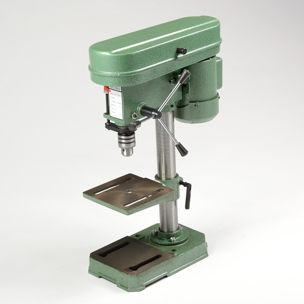 5 Speed Mini Drill Press Tabletop Table Top Metal Wood Wo...