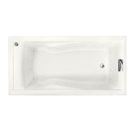 American Standard Evolution 72'' x 36'' Deep Soak EverClean Undermount Air Bathtub American Standard Deep Soak