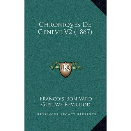 Chroniqves de Geneve V2 (1867) - image 1 de 1