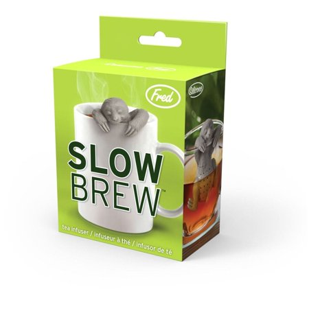 Fred & Friends Fred and Friends Slow Brew Sloth Tea