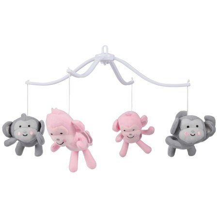 Bedtime OriginalsTM Pinkie Collection Musical Mobile