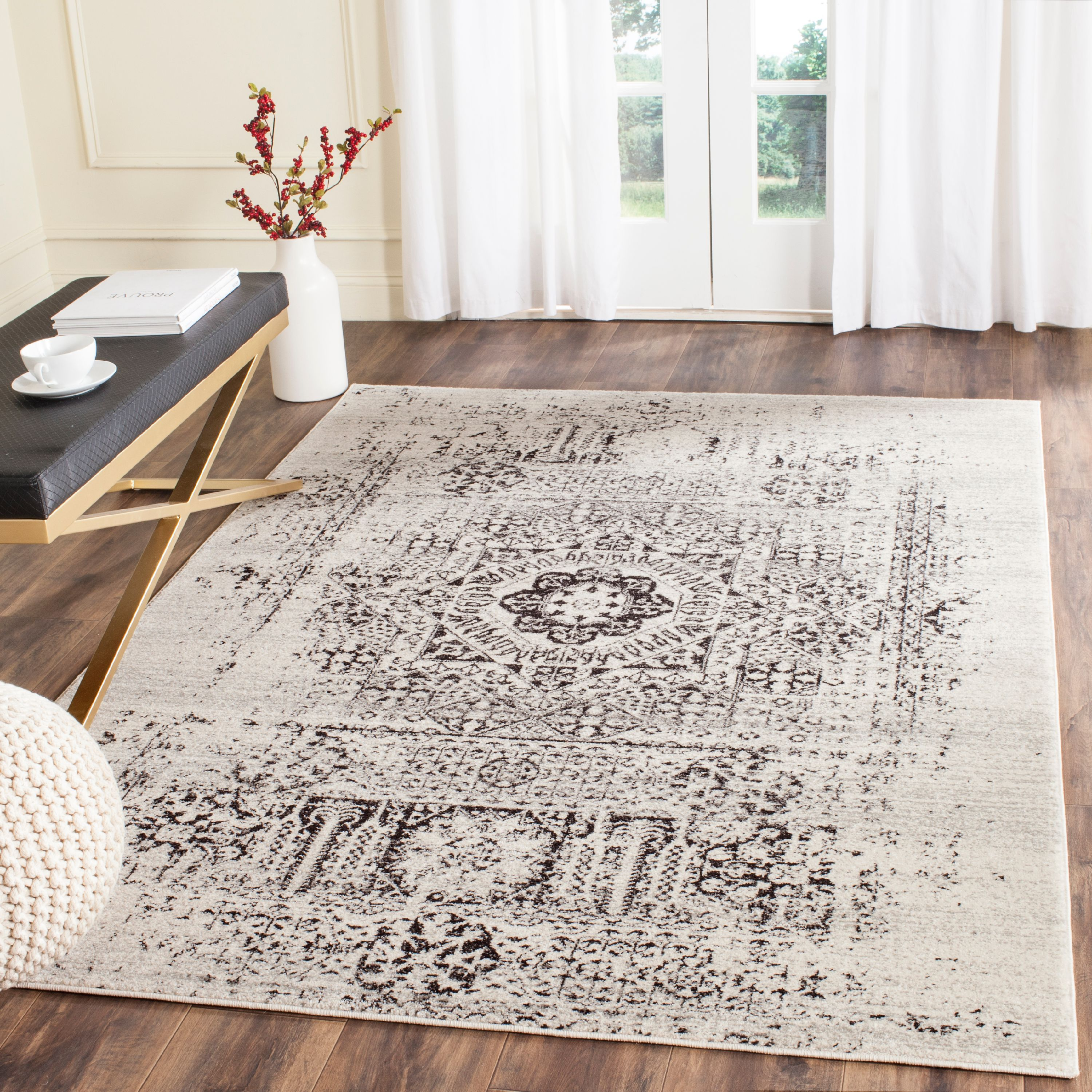 Safavieh Evoke Fullman Traditional Area Rug or Runner