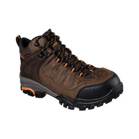 Skechers Work Delleker - Lakehead Steel Toe Boots (Men's)