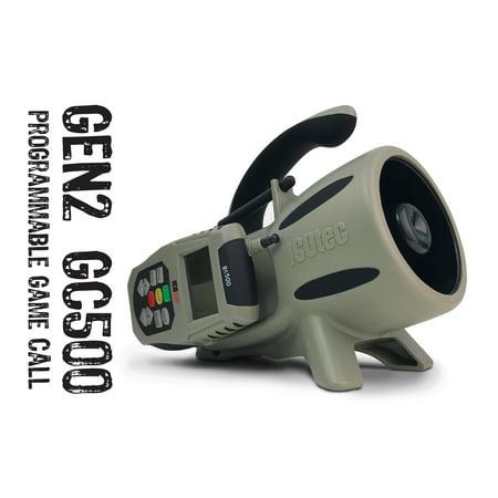 ICOtec® GEN2 GC500 Programmable Predator Call (Predator Call Lanyard)
