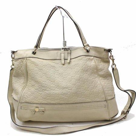 Guccissima Leather Hobo Tote 867303