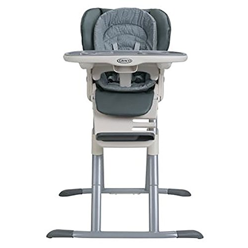 Refurbished Graco 1968651 SwiviSeat Multi-Position High Chair Solar