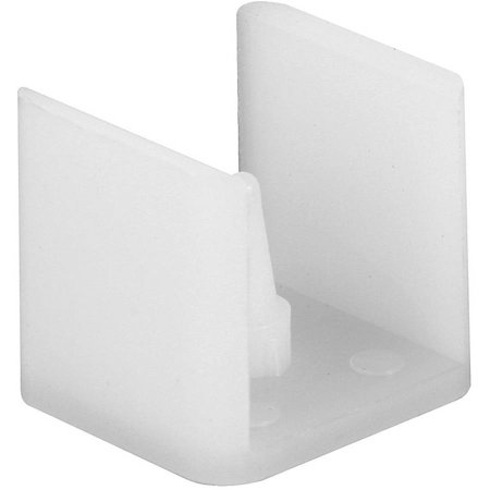 - Prime-Line M 6061 Sliding Shower Door Bottom Guide,(Pack of 2)
