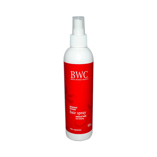 Beauty Without Cruelty 537068 Hair Spray Natural Hold 8.5 Fl Oz