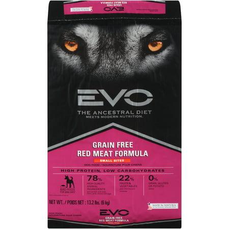 Innova Evo Red Meat Small Bite Dry Dog Food