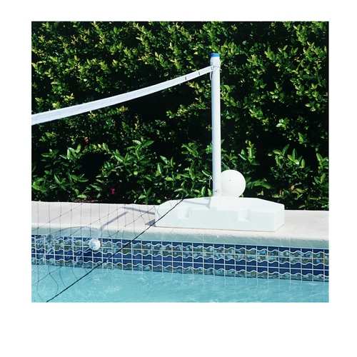 Pool Volleyball Net by Pool Shot Spike N' Splash System by