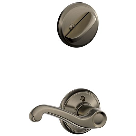 SCHLAGE F59FLA620RH RH Flair Lever Interior Active Trim 1232