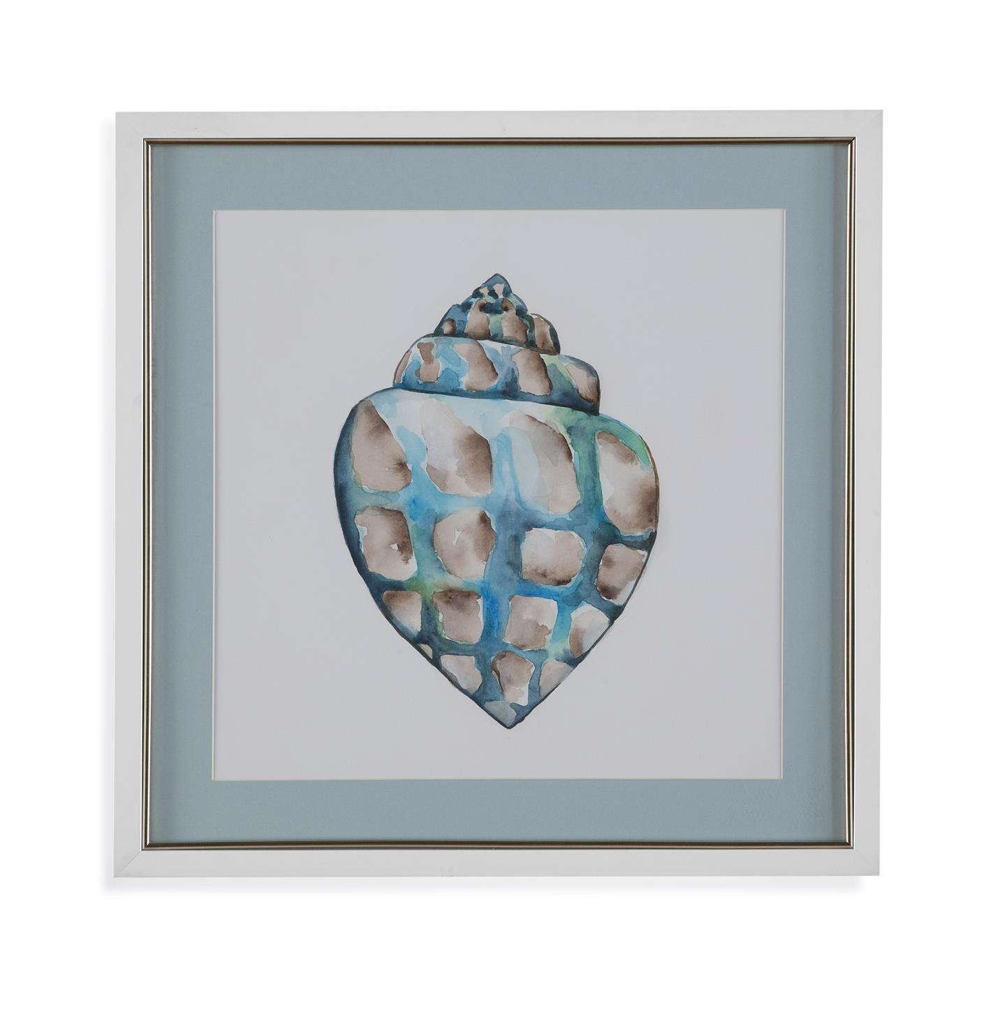 Bassett Mirror Aquarelle Shells V