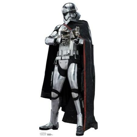 Advanced Graphics Star Wars Episode VII: The Force Awakens Captain Phasma Cardboard Cutout