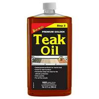 Star Brite 85132  85132; Premium Golden Teak Oil Quart