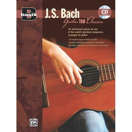 J.S. Bach Guitar Tab Classics - Halloween Movie Theme Guitar Tab