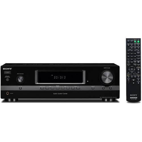 Sony 2-channel Hi-Fi Receiver, STRDH130