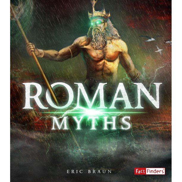 Mythology Around the World: Roman Myths (Hardcover)