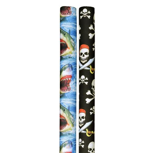 Designer Noodle Pool Noodles Shark Attack and Pirate
