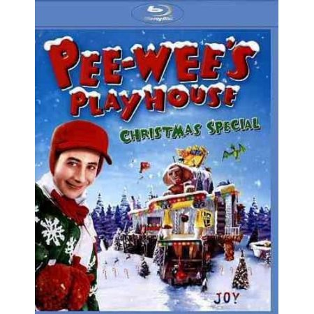 Pee Wees Playhouse  Christmas Special  Blu Ray