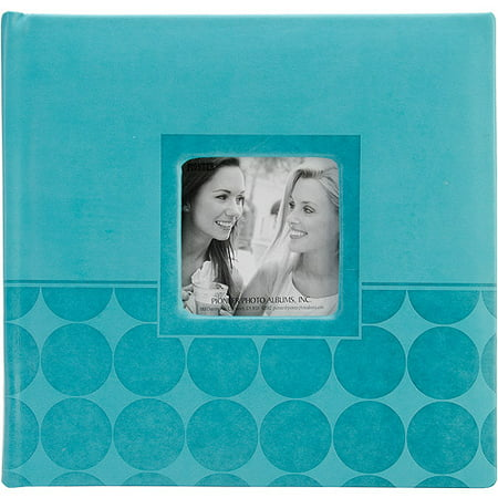 200 Pocket Album - Embossed 2-Up Photo Album, 4