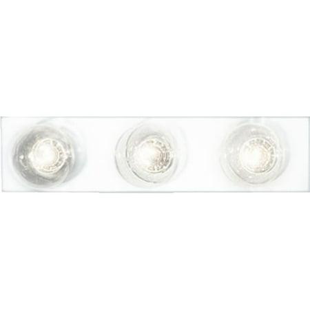 - Progress Lighting P3333 Broadway Wall or Ceiling Mount Three-Light Bath Bar
